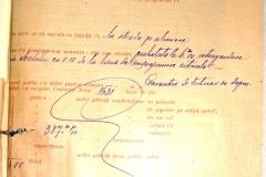 Autorizaţiunea de a construi nr. 12/1898
