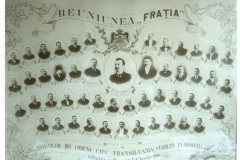 Societatea Fratia - (1895)