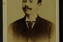 Nicolae MIRCEA, la data construirii imobilului Caru' cu bere - (1899)