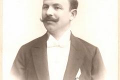 Nicolae MIRCEA, decorat cu Steaua României - (1900)