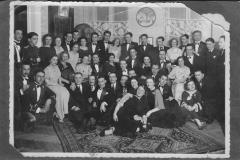 Invitați la căsătoria lui Radu MIRCEA - 1935