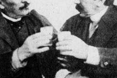 Ion Luca Caragiale si Alexandru Vlahuta