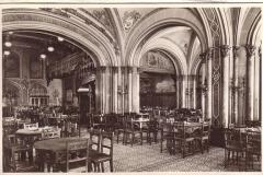 Caru' cu bere - inside view - 1924