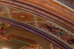 Decoratiuni restaurant Bucuresti Caru' cu bere