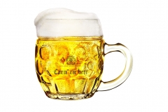 Caru' cu bere's house beer draught