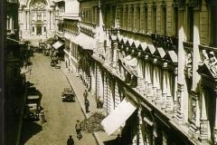 Strada Stavropoleos - București, 1929
