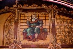 Gambrinus, regele care tronează și la Caru' cu bere