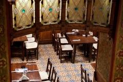 Vitralii restaurant Bucuresti Caru' cu bere