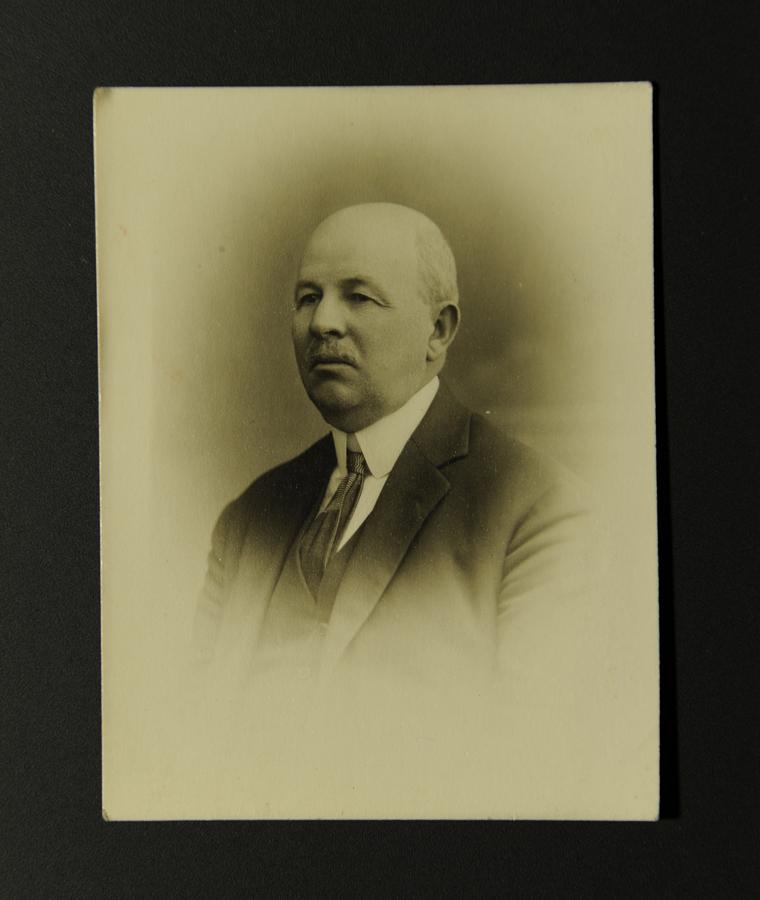 Nicolae Mircea - Last image - 1929